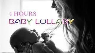 [HD]4小時寶寶睡眠安撫情緒水晶音樂/ 潜能腦部开发/4HRS Baby Music Bedtime Lullaby