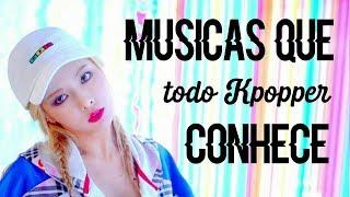 Video MUSICAS QUE TODO KPOPPER CONHECE (parte 2) download MP3, 3GP, MP4, WEBM, AVI, FLV Maret 2018
