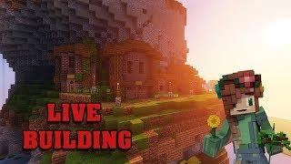 🔴 Creative Building! | Finishing the Jungle Island! #4