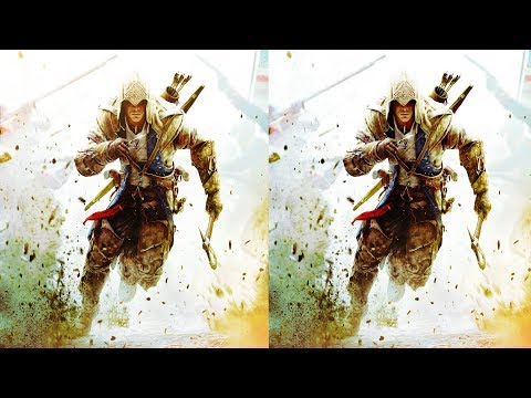 3D VR ASSASSINS CREED 3 VR Vídeo Virtual Reality [Google Carboard •VR Box• Side By Side] 3D SBS