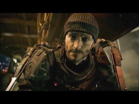 call of duty advanced warfare exo survival ending gameplay
