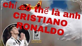 SIÊU SAO CRISTIANO RONALDO kêu gọi mọi người cứu lấy RỪNG AMAZON.