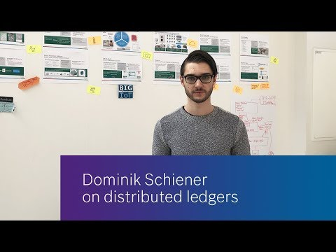 The potential of distributed ledger technology