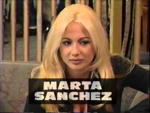 Marta Sanchez en El Calabozo
