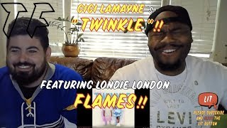 Gigi Lamayne - Twinkle Ft.  Londie London ( Audio ) ( Thatfire Reaction )