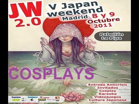Mass Effect 2 Cosplay V Japan Weekend Madrid 2011