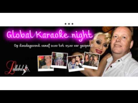Karaoke Conny Stuart  Wat voor weer zou het zijn in Den Haag