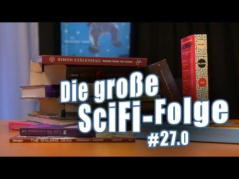 Unsere Lieblings-Sci-Fi-Bücher | C't Uplink 27.0