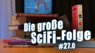 Unsere Lieblings-Sci-Fi-Bücher   c't uplink 27.0