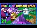 Mario Kart Wii - Rate That Custom Track #21 ~ We Believe!
