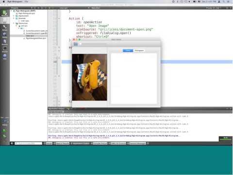 Intro Qt Quick and Qt Quick Controls | Qt Virtual Bootcamp 2014