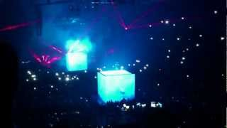 The Throne - Who Gon Stop Me - JAY-Z & Kanye West @Sportpaleis, Antwerpen