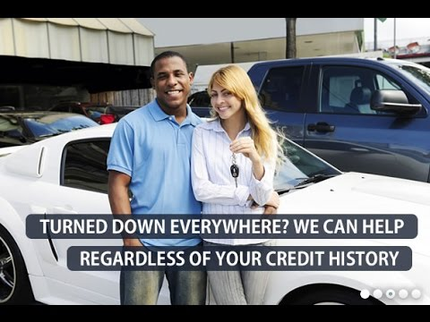 Car Dealerships That Accept Bad Credit And Repos Near Me Youtube