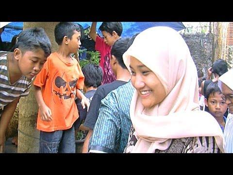 Seperti Apa Kisah Fatin Shidqia Saat Idul Adha? - Intens 16 Oktober 2013