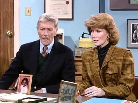 Edge's Ann Flood Nancy on The Cosby  1985