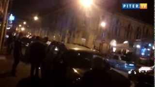 Стрельба на Думской в Санкт-Петербурге