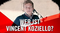 Vincent KOZIELLO: Mein IDOL ist ANDRES INIESTA   1. FC Köln