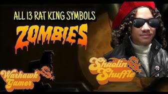 ALL 13 RAT KING SYMBOL LOCATIONS