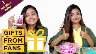 Anushka Sen Unwraps Gifts From Her Fans | Birthday Special