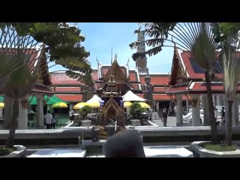 Bangkok Grand Palace and the Emerald Buddha