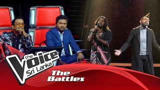 The Battles : Lakshan Ranahansa V Gihan Roshaka | Ai Kale | The Voice Sri Lanka Thumbnail
