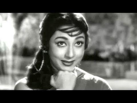 Banda Parwar Raat Ke Andhere Mein - Mala Sinha, Pooja Ke Phool Song