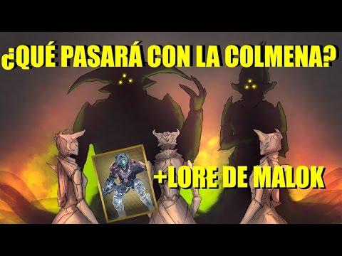 DESTINY   MALOK EL VENENO DE ORYX   ¿QUÉ PASARÁ CON LA COLMENA?