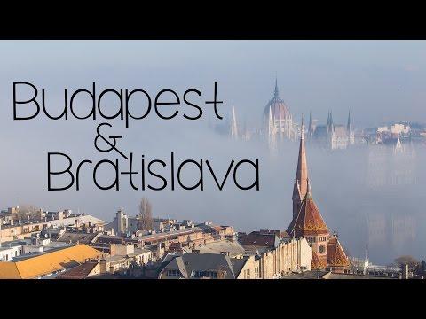 Budapest and Bratislava: European Favourites