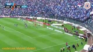 """Los mejores goles de Christian """"el Chaco"""" Giménez con Cruz Azul"""