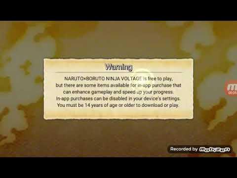 Cara Login Naruto X Boruto Nv Tanpa Mengulang Dari Awal Youtube