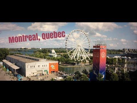 TRAVEL VLOG: MONTREAL// 2017
