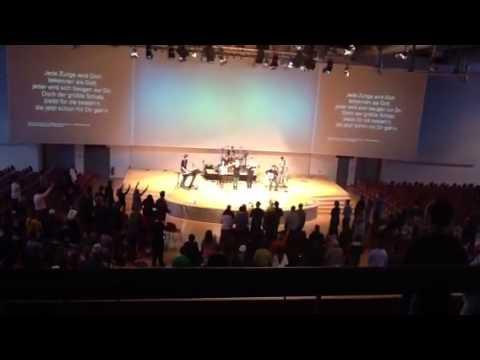 Visita ao Gospel Forum - Stuttgart - YouTube