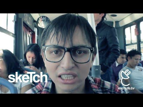 Qué Hecho V3rg4: Ir en Bus