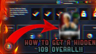 HOW TO GET A HIDDEN 109 OVERALL PLAYER IN NBA LIVE MOBILE 20 FOR FREE!!
