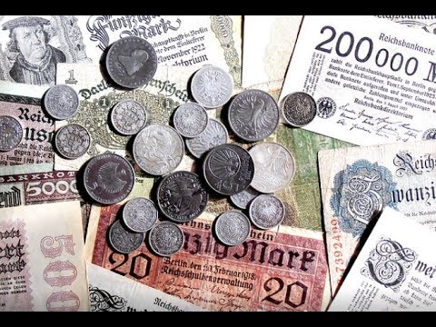 Breaking New World Currency Predicted For 2018