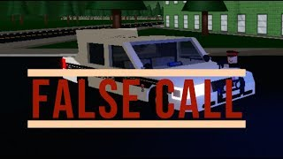 Roblox [] WPS Winnipeg Police Service [] False Call At DOC