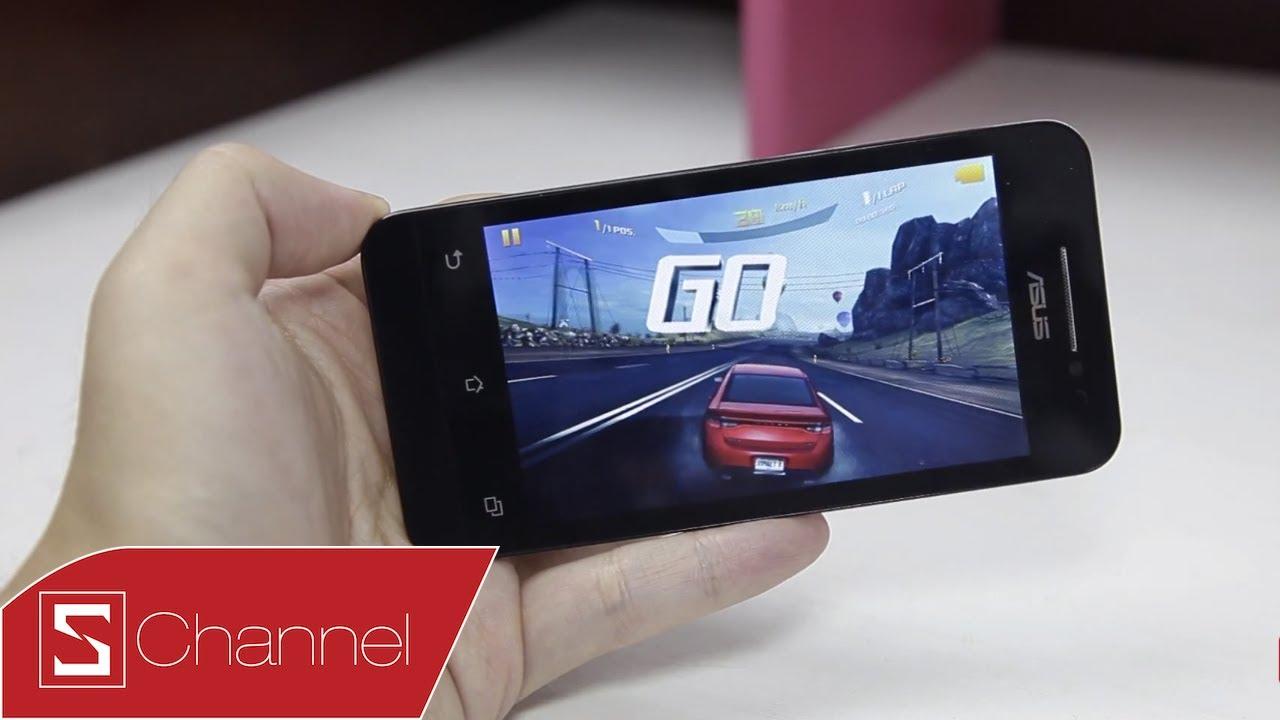 Schannel - Đánh giá chi tiết Zenfone 4: Thời lượng pin, màn hình, camera...- CellphoneS