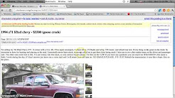 Craigslist South Carolina Used Cars for Sale by Owner - YouTube