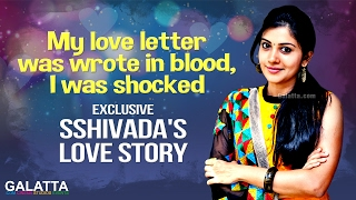 My Love Letter Was Wrote in Blood, I Was Shocked - Exclusive Sshivada's Love Story