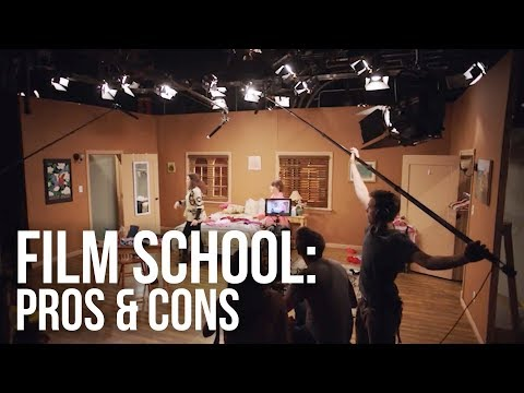 Is Film School For You? 5 Reasons You Should & Shouldn't Att
