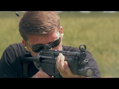 MP5 SMG Fun!