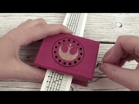 Star Wars Force Theme cover music box