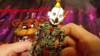 Building Ennard Sister Location FNAF Funko Action Figure Five Nights At Freddys