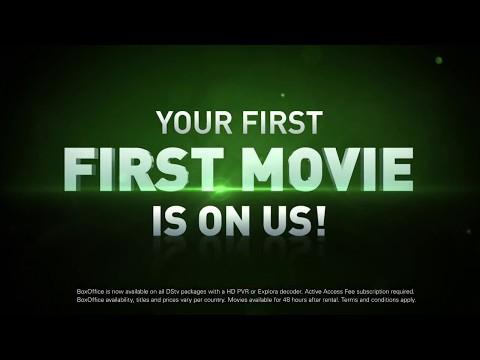 BoxOffice - Your First MOVIE Is On US!