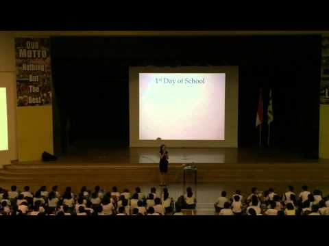 TKPS principal addresses student, staff on 1st day of school after Sabah quake tragedy