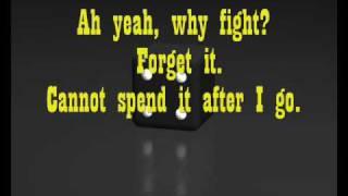 Pearl Jam  - God's Dice (with lyrics)