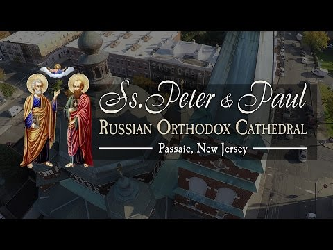 Ss. Peter & Paul Russian Orthodox Cathedral  Passaic, New Jersey