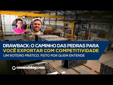 Drawback: O Caminho das Pedras para Você Exportar Com Competitividade   comexblog.com