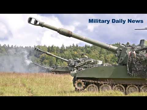 training of the 3rd Armored Brigade of the 4th Infantry Division