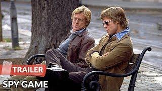 Spy Game 2001 Trailer | Robert Redford | Brad Pitt